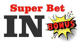 Super Bet IN Bonus
